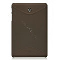 Nillkin Super Matte Hard Cases Skin Covers for Huawei MediaPad - Brown