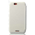 Nillkin leather Cases Holster Covers for Lenovo LePad S2005 - White