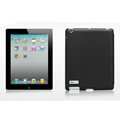 Nillkin Spherical Lines leather Cases Holster Covers for The new ipad - Black