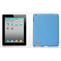Nillkin Spherical Lines leather Cases Holster Covers for The new ipad - Blue