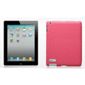 Nillkin Spherical Lines leather Cases Holster Covers for The new ipad - Pink