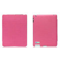 Nillkin leather Cases Holster Covers for iPad 2 - Pink