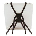 Spider Universal Bracket Phone Holder for iPad 2 iPad 3 The new iPad iPad Mini iPad 4 Table & Pocket PC - Black