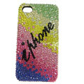 S-warovski Bling crystal Cases Luxury diamond covers for iPhone 6 - Color