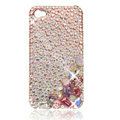 Bling S-warovski crystal cases diamond covers for iPhone 7 - Color