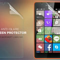 Nillkin Anti-Scratch Frosted Scrub Screen Protector Film Sets for Microsoft Lumia 540