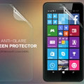 Nillkin Anti-Scratch Frosted Scrub Screen Protector Film Sets for Microsoft Lumia 640 XL