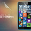 Nillkin Anti-Scratch Frosted Scrub Screen Protector Film Sets for Microsoft Lumia 640