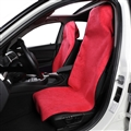 Towel Cushion Sports Car Seat Cover Gym Running Outdoor Beach Swimming Pads Pets Dogs Mat 1pcs - Red