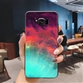 Starry Sky Silica Gel Shell TPU Shield Back Soft Cases Skin Covers for Samsung Galaxy S8 Plus S8+ - Sky 02