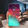Starry Sky Silica Gel Shell TPU Shield Back Soft Cases Skin Covers for Samsung Galaxy S9 - Sky 02